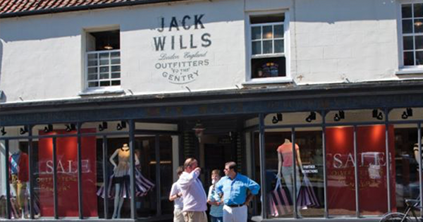 Jack Wills: Just Another Clothing Brand Or The Sign Of The Campus Class Gap?