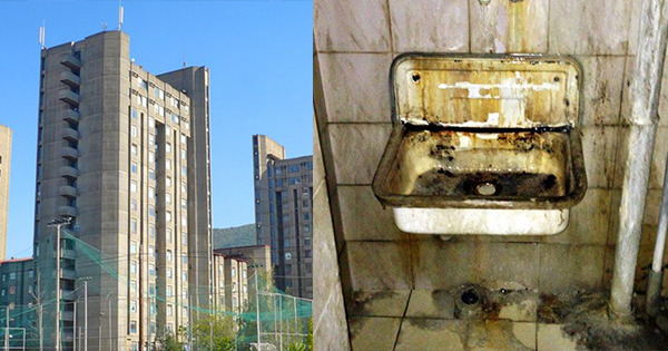 Here's How The WORST Student Accommodation In The World Looks