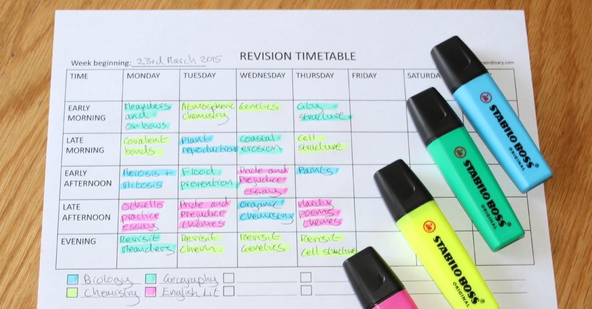 Revision-planning-kickstarter