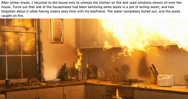 8 Awful Housemate From Hell Stories You Have To Read