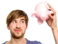 I am a grown man with a piggy bank