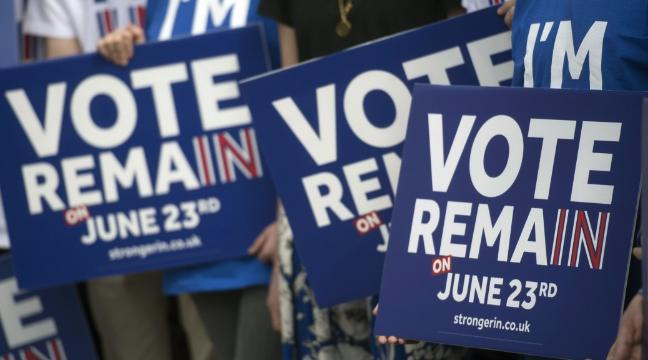 The EU Referendum: How Did Young People Vote?