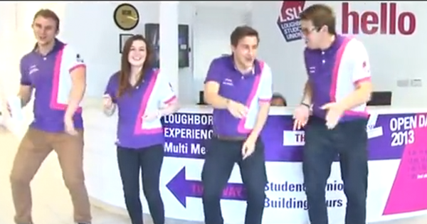 Is THIS The Most Embarrassing Student Video Of All Time?