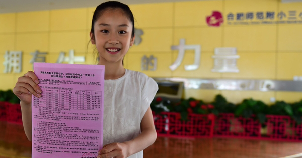 What? This 12-Year-Old Girl Just Got Into University!