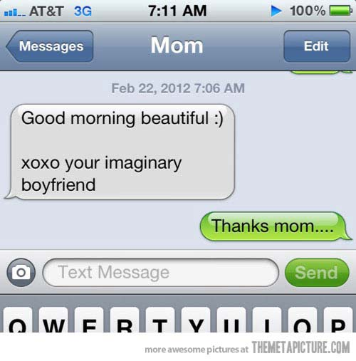 funny-parent-text-zayn-fake-boyfriend