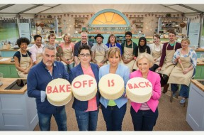 great british bake off stole students' hearts
