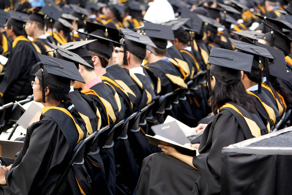 More than 50,000 Graduate Students Work in Non-Graduate Jobs