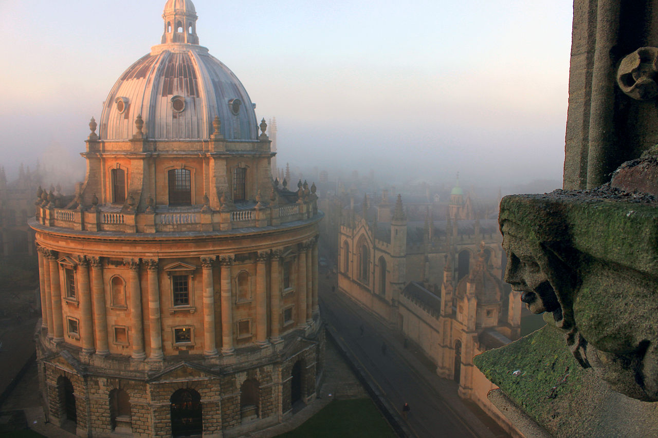 Oxford Tries to Shake Off 'Male, Pale, and Stale' Image with New Portraits