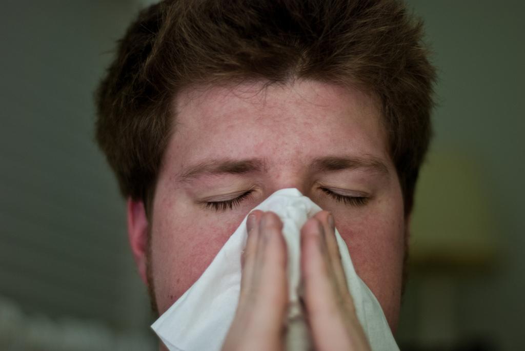 freshers' flu