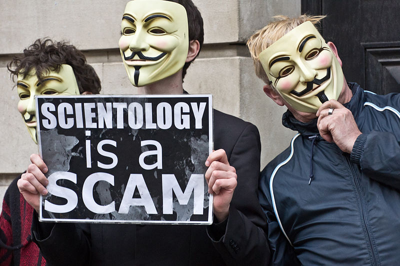 Will Scientology ever be seen in a good light?