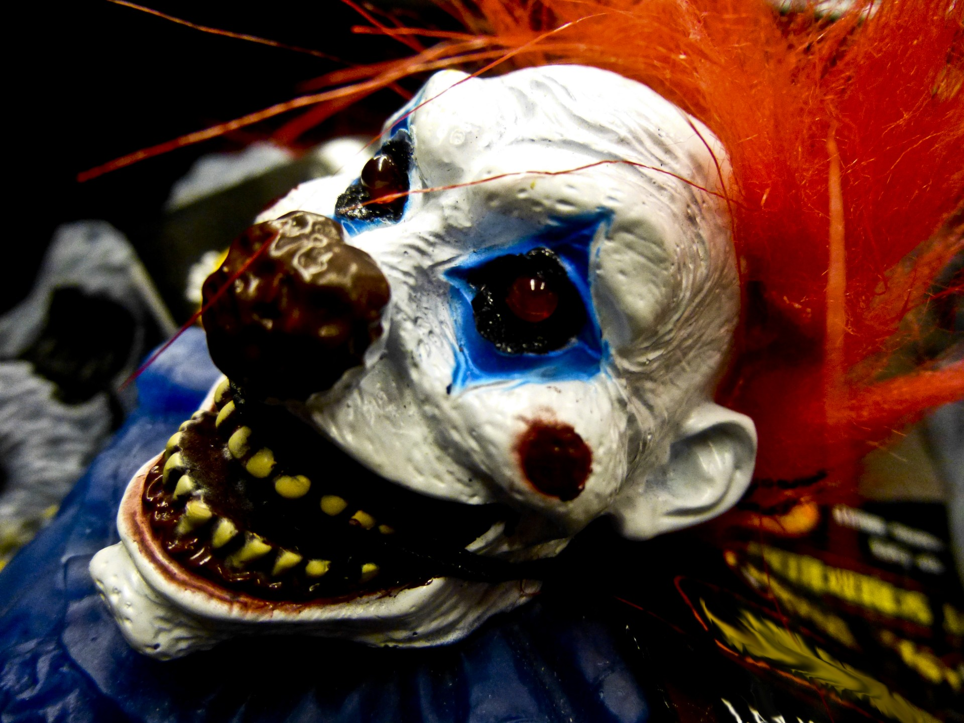 Why are killer clowns are causing havoc in the UK?
