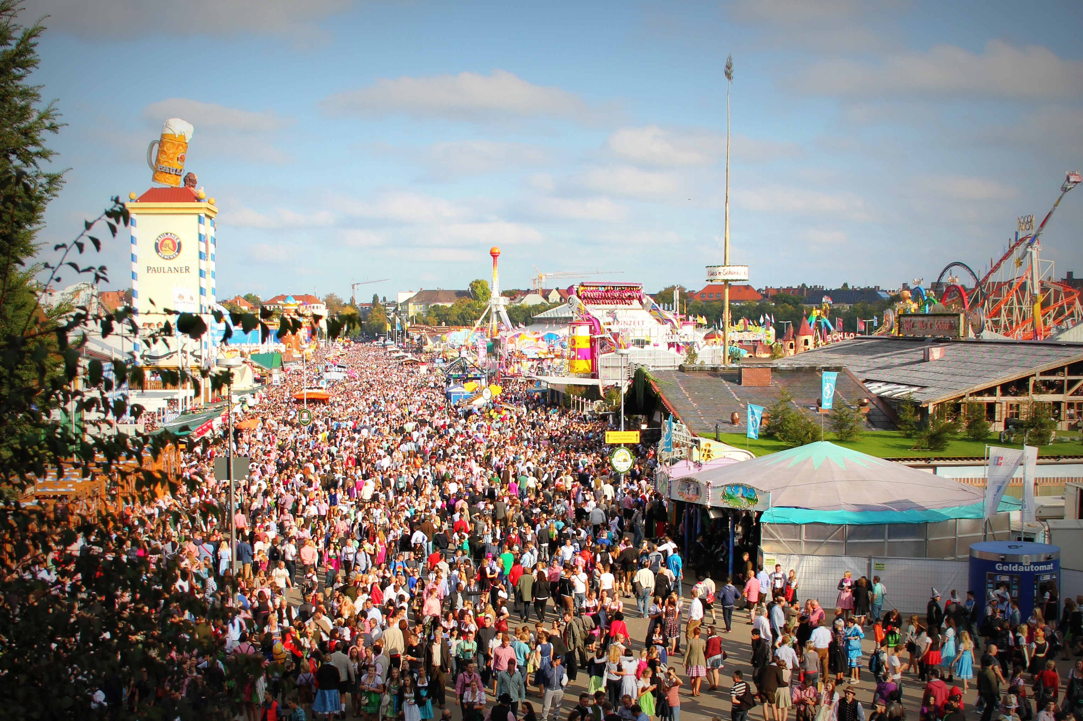 8 Reasons you'll want to go to the world's biggest beer festival