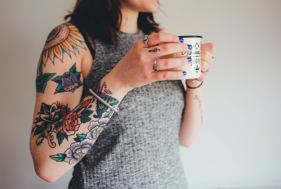 Do tattoos really stop people employing you?