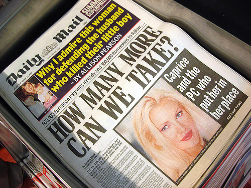 Why it's wrong to ban tabloids on university campuses