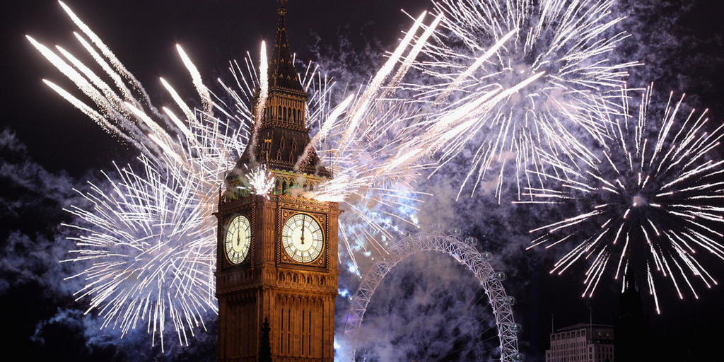 How to do NYE in London on a budget