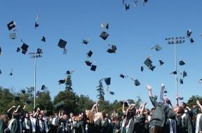 Graduate Graduation Teen High School Student