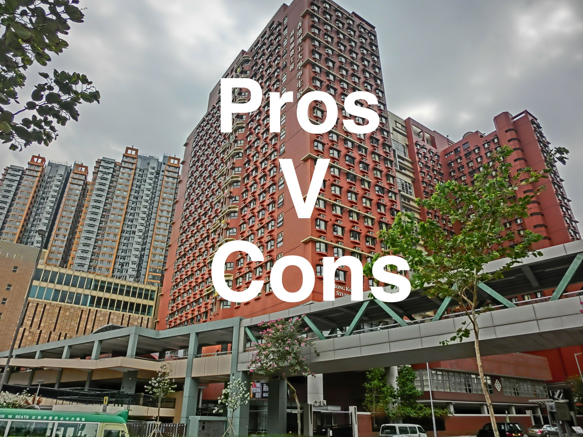 The Pros and Cons of Living in Halls