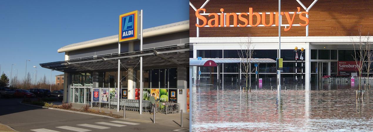 Aldi v Sainsbury's: The Ultimate War