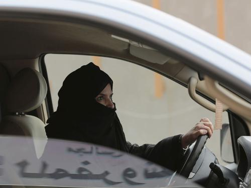Saudi Arabia To Let Women Drive- yet is this enough?