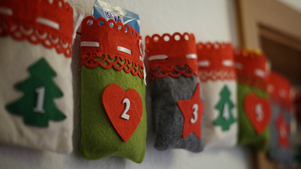 It's nearly Christmas! Let's rate some advent calendars