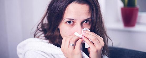 Fresher's flu STILL getting you down?