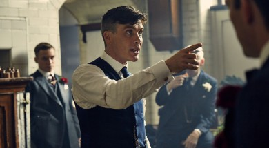 WARNING: Embargoed for publication until 00:00:01 on 26/04/2016 - Programme Name: Peaky Blinders 3 - TX: n/a - Episode: Peaky Blinders III Ep1 (No. 1) - Picture Shows:  Thomas Shelby (Cillian Murphy) - (C) Caryn Mandabach Productions Ltd & Tiger Aspect Productions Ltd 2016 - Photographer: Robert Viglasky