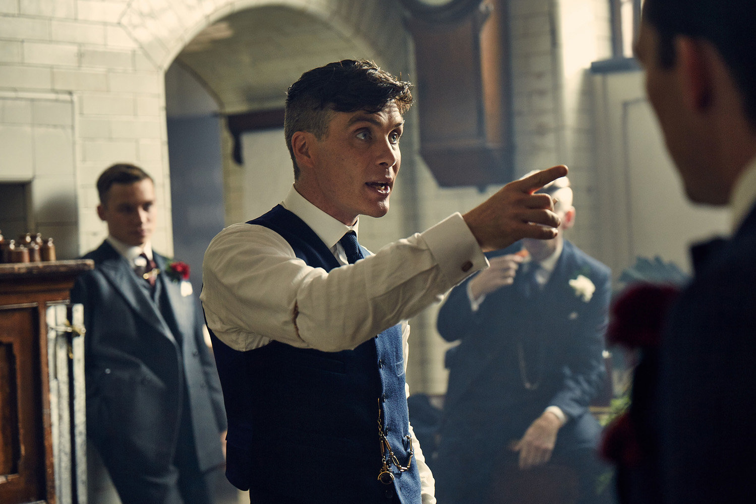 Peaky Blinders is Back on Our Screens ★★★★