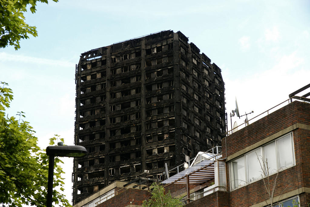 'the silent killer' Looking into Grenfell's deadly cladding