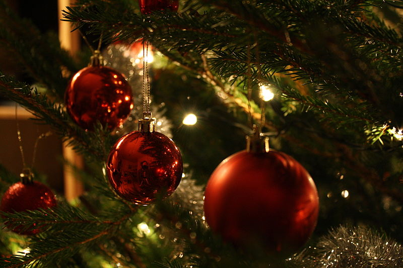 We found out about your Christmas traditions