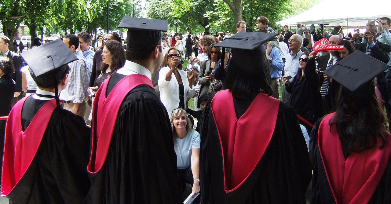 A staggering trade of fake University degrees have been revealed this week
