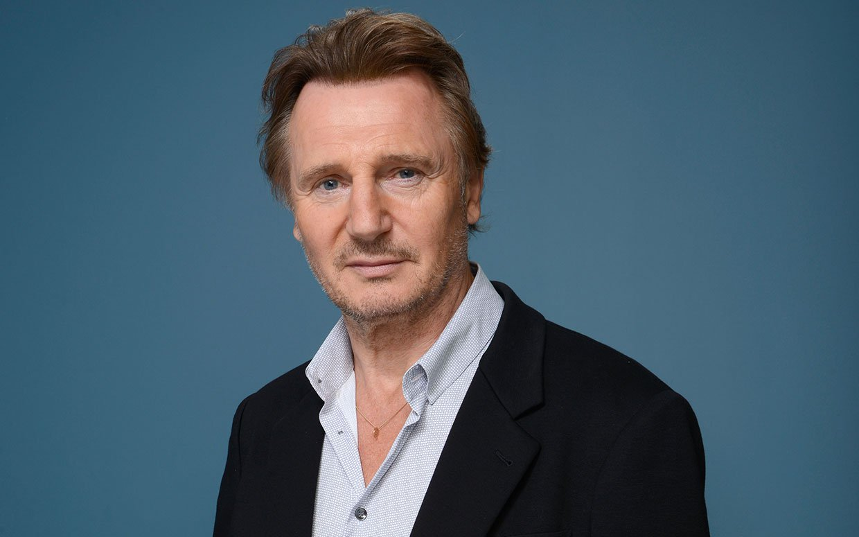 Liam Neeson states that sexual harassment allegations have started a 'witch hunt'