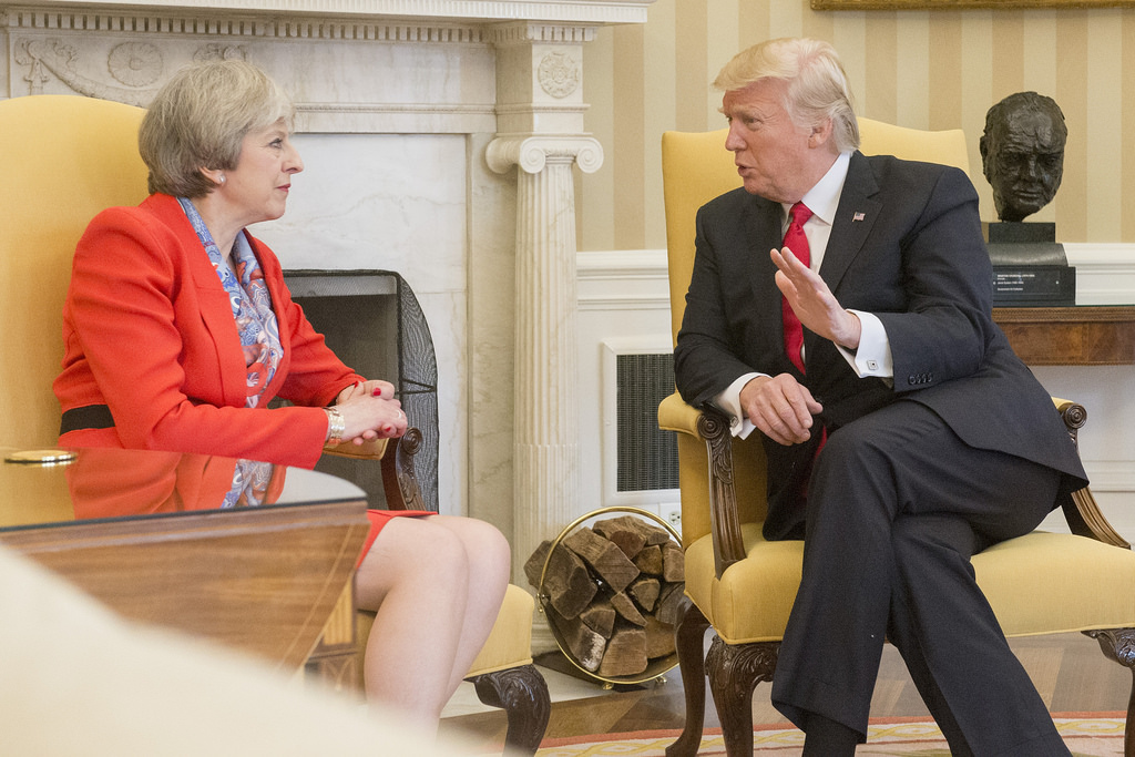 Trump is no longer coming to the UK in February, shame…