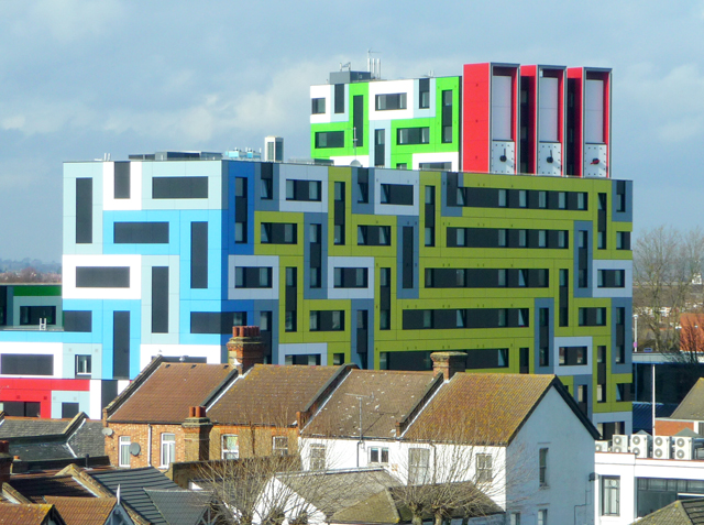 The coolest student accommodation in the world