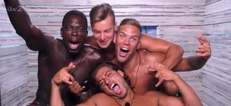 Every time Love Island summed up your student life.