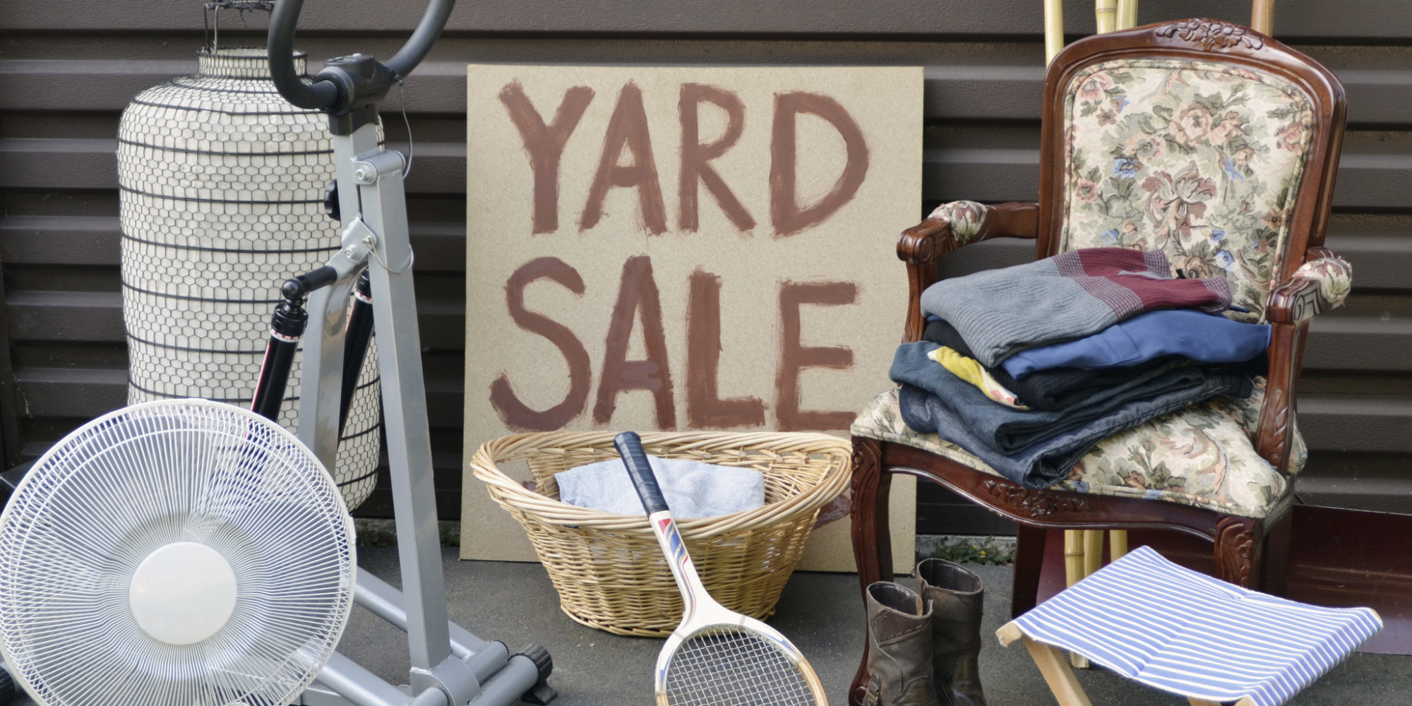 Top tips on how to sell your unwanted belongings