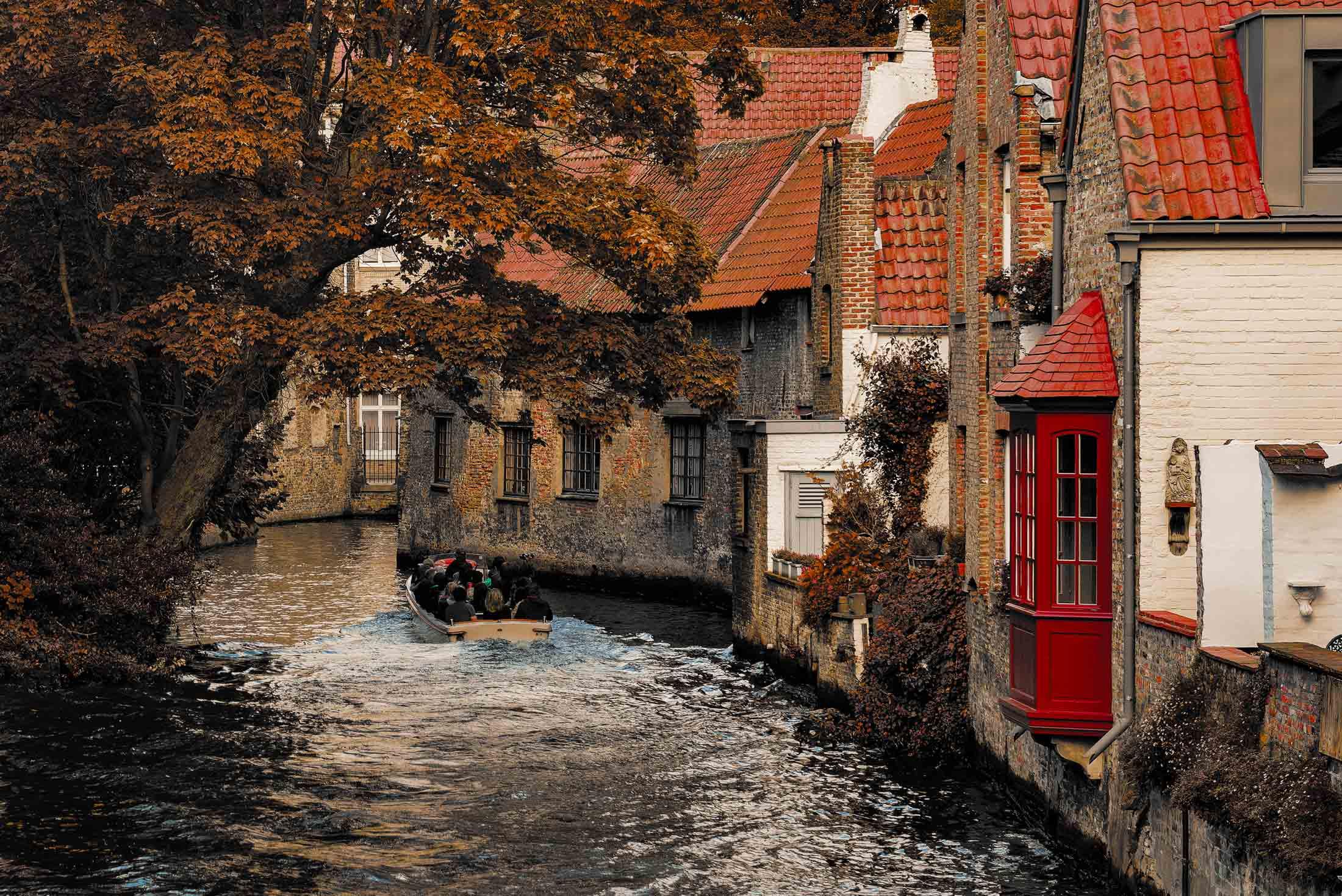 Bruges on a Budget