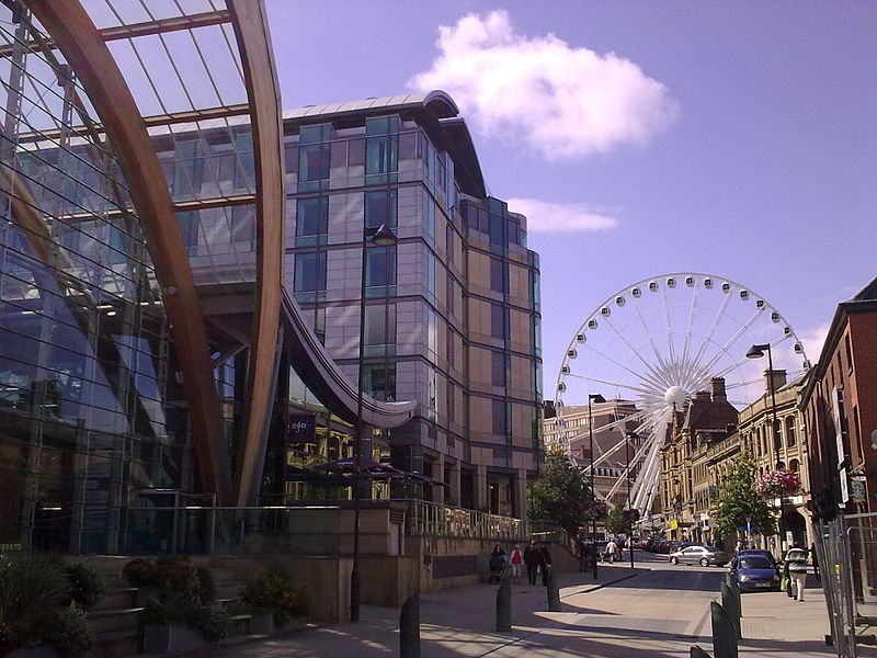 Sheffield student city guide