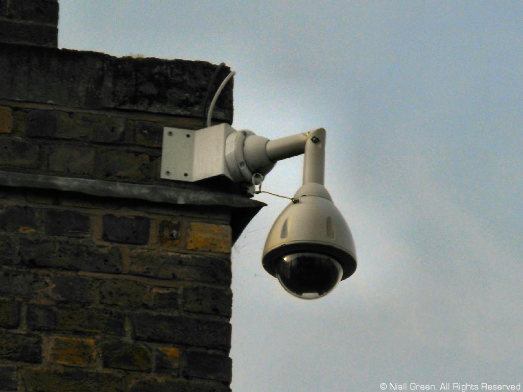 CCTV_dome_camera